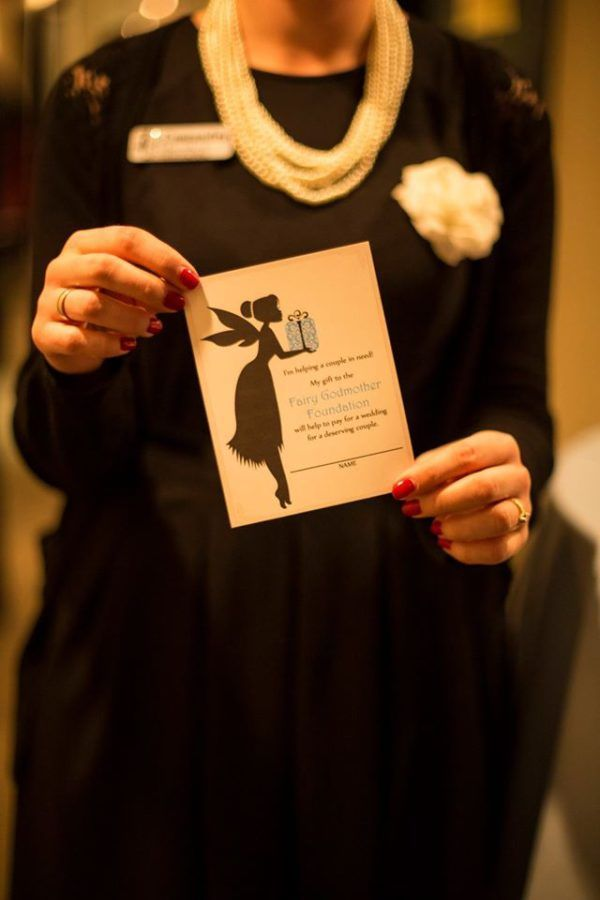 Fairy Godmother Foundation Donation Card