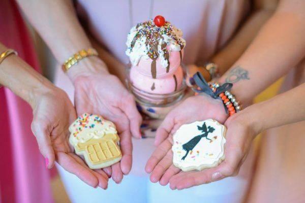 Fairy Godmother Ice Cream Social