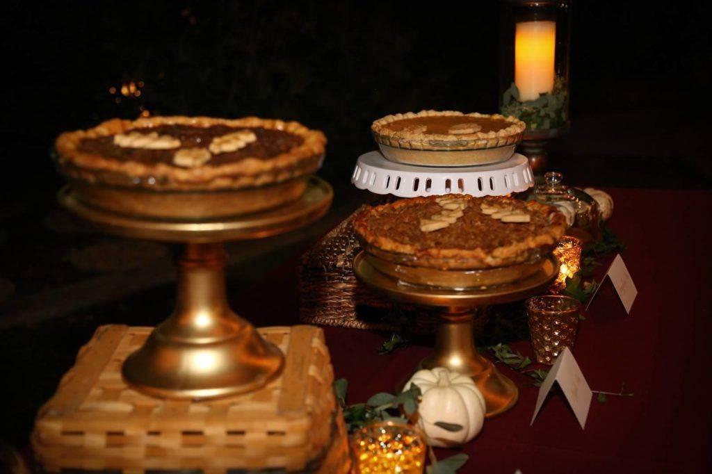 Fairy Godmother Pandol Pie Bar