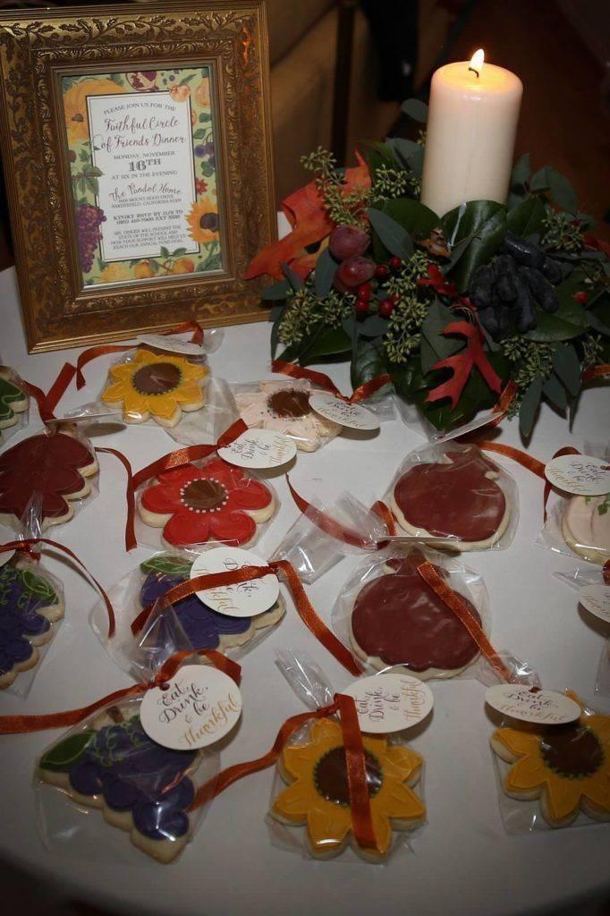 Fall Harvest Desserts