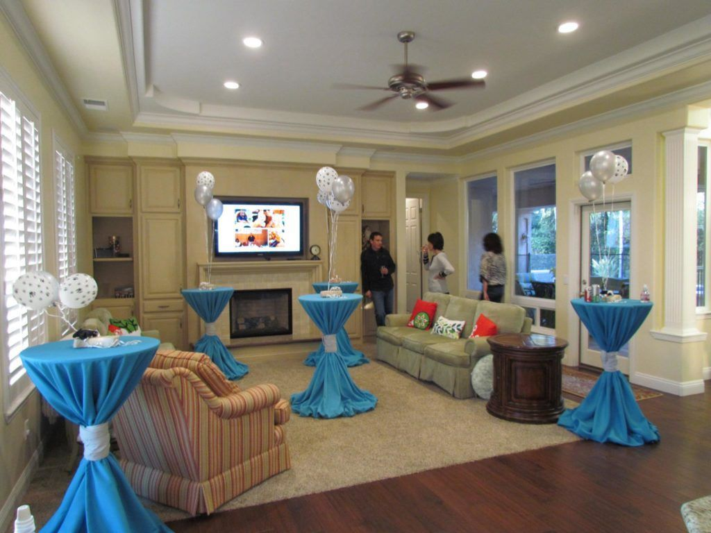 Hair Birthday Interior Decor