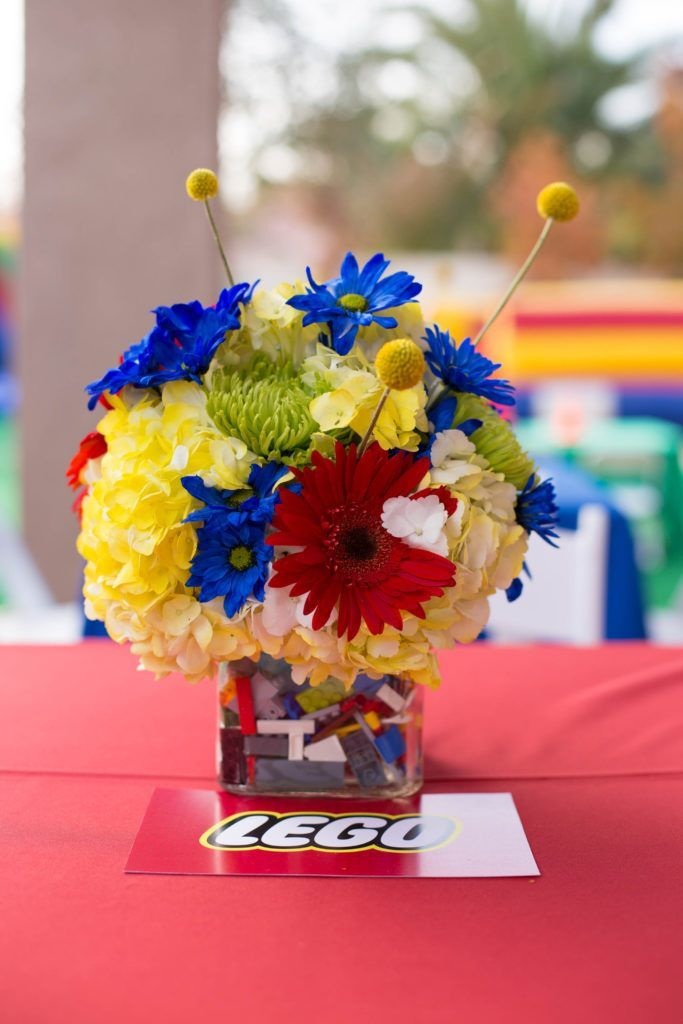 Hair Family Block Party Florals