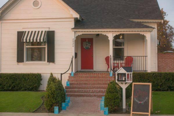 20th Street Cottage Christmas Open House Pandols