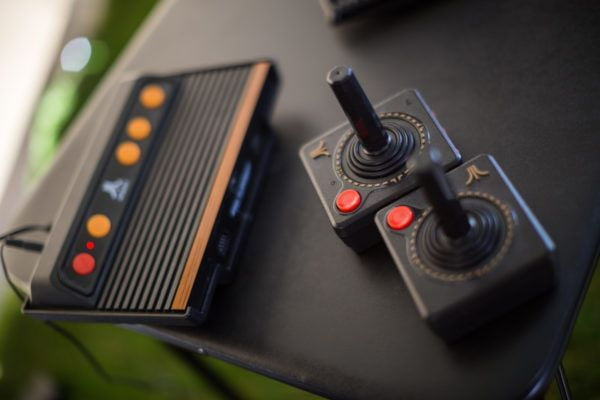 Favorite Things Vintage Atari Console
