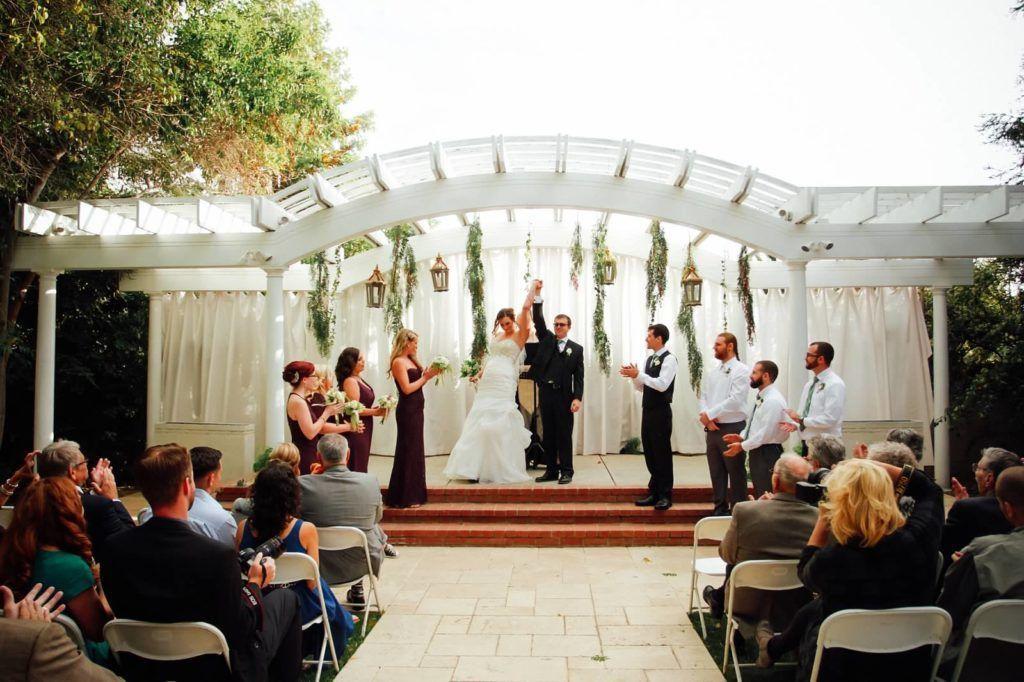 Mr & Mrs Thome by Left Coast By Design