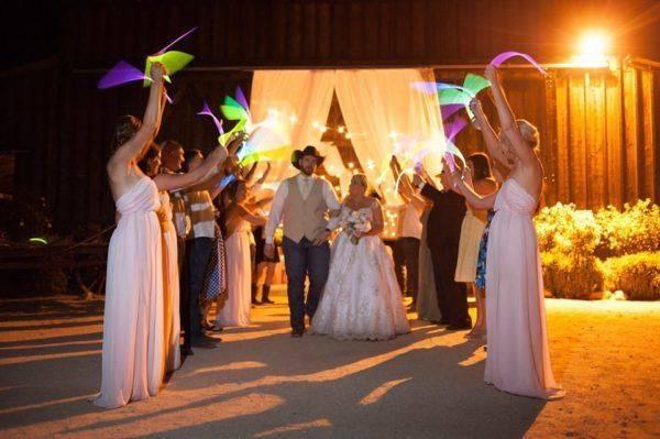 Teri & Blake Fairy Godmother Wedding