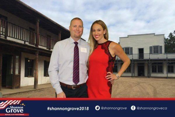 Chad & Kacie Hathaway Shannon Grove 2018