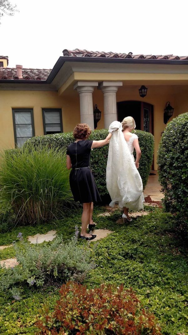 Fairy Godmothers are with you every step of the way on your big day.