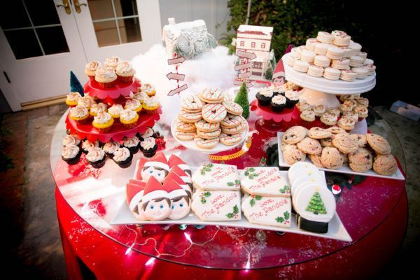 Sweet Treats Pandol Christmas Open House Fairy Godmother Design