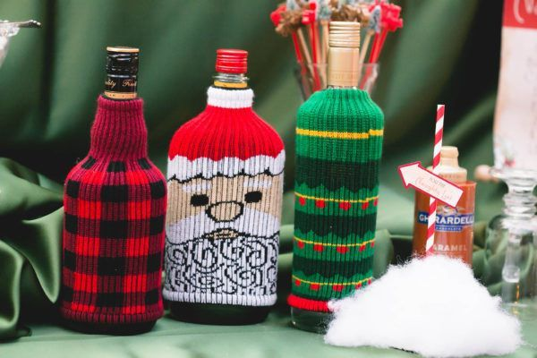 Freaker Koozies Pandol Christmas Party Fairy Godmother Design