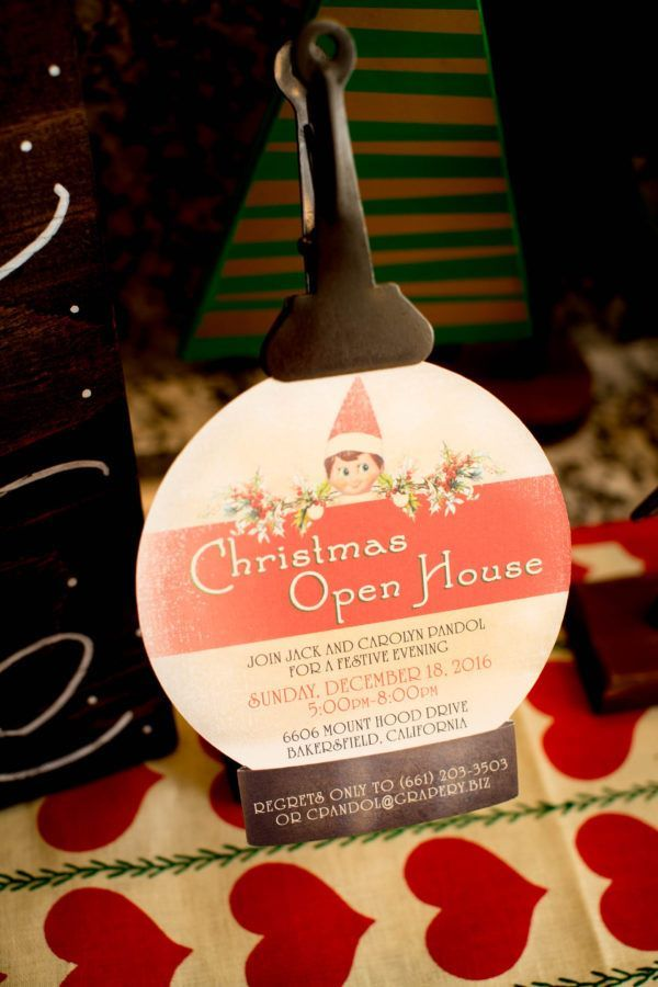 Pandol Christmas Open House