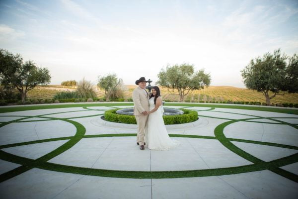 Serrano Fairy Godmother Wedding Left Coast By Design
