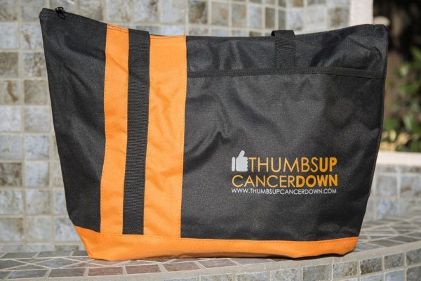 Thumbs Up Cancer Down Power Pack