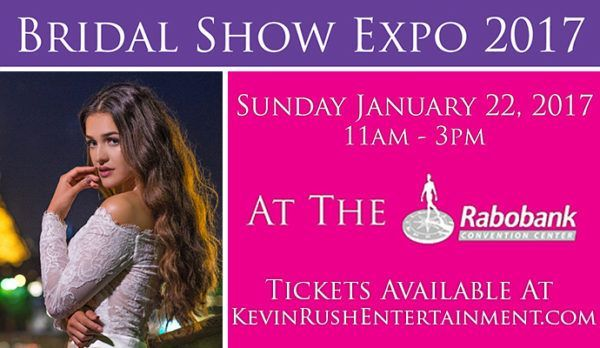Kevin Rush Entertainment Bridal Expo