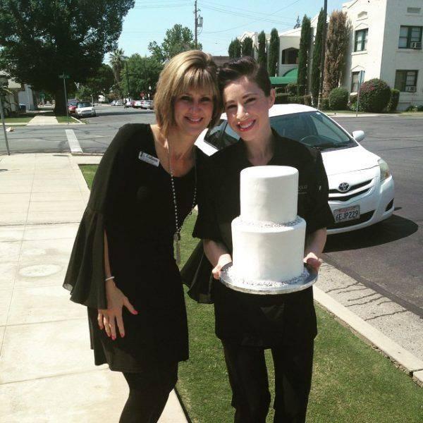 Fairy Godmother Colleen & Courtney Ghilarducci