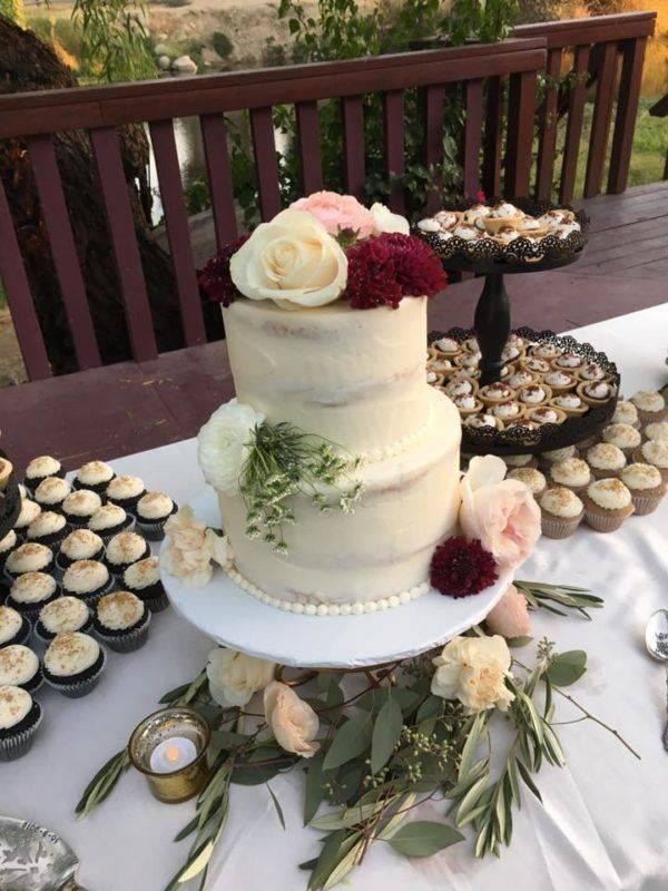 GhilaDolci Bakery Agee Fairy Godmother Wedding
