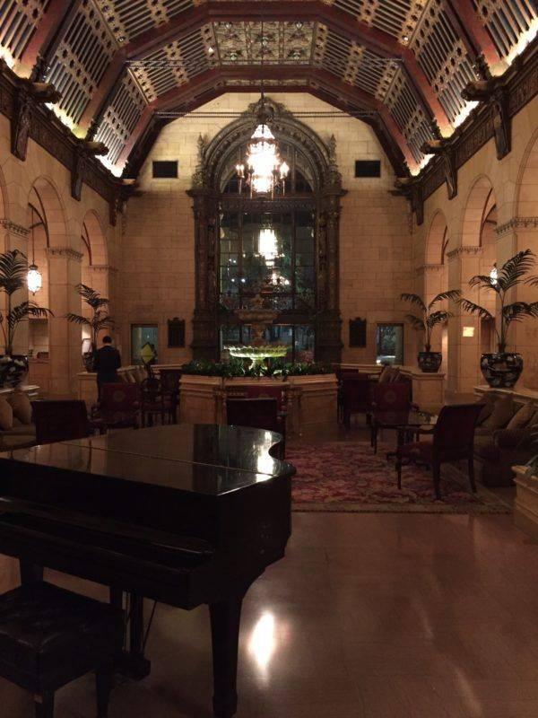 Los Angeles Millennium Biltmore Hotel