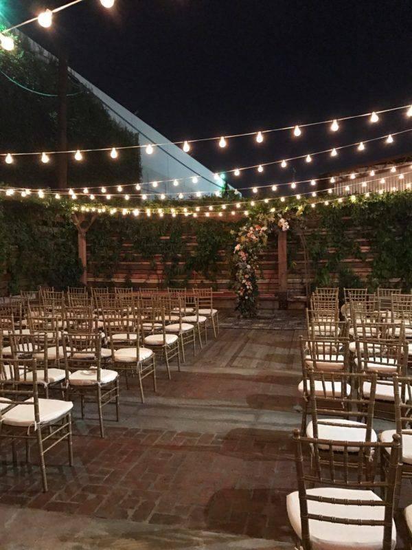 Location of the Big Fake Wedding Los Angeles