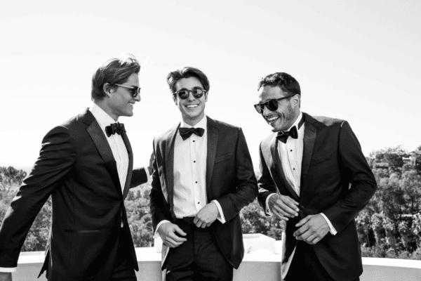 The Black Tux Groom's Guide – Wedding Wednesday