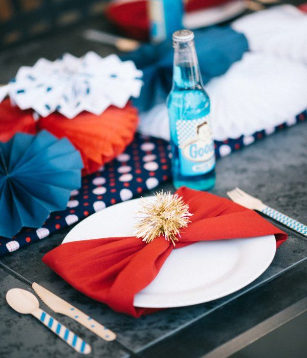 Red, White & True Blue! – Magical Monday