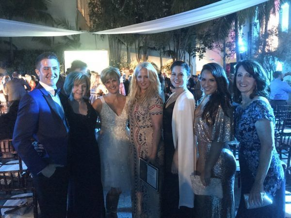 California Wedding Day Awards Fairy Godmother at the Vibiana