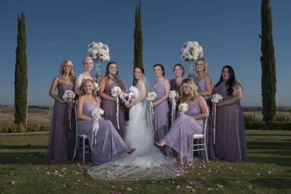 Fairy Godmother Bridesmaids