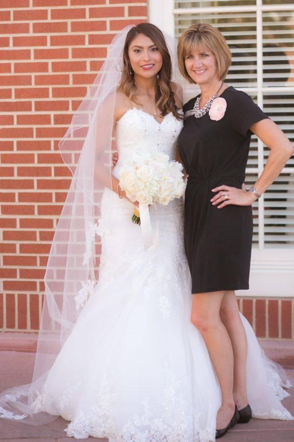 Fairy Godmother Colleen Kamal & Julissa Wedding