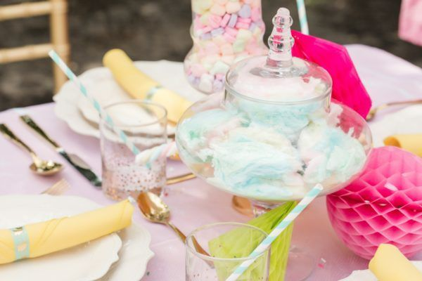 Fairy Godmother Unicorn Ice Creme Social