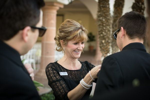 Fairy Godmother Boone & Stacie Weddings Bakersfield Country Club Event Producer
