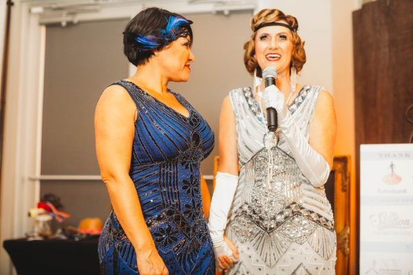 Fairy Godmother Foundation Murder Mystery