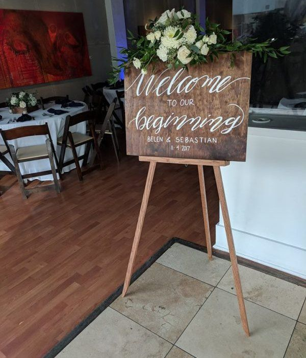 Rustic Wedding at the Metro Gallery – Magical Monday