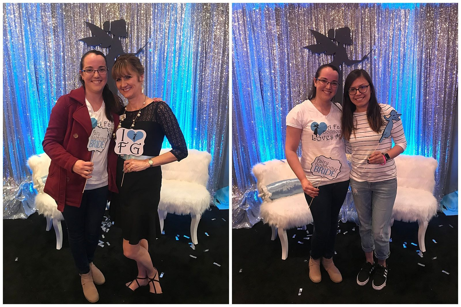 Fairy Godmother Kevin Rush Entertainment Bridal Show Expo
