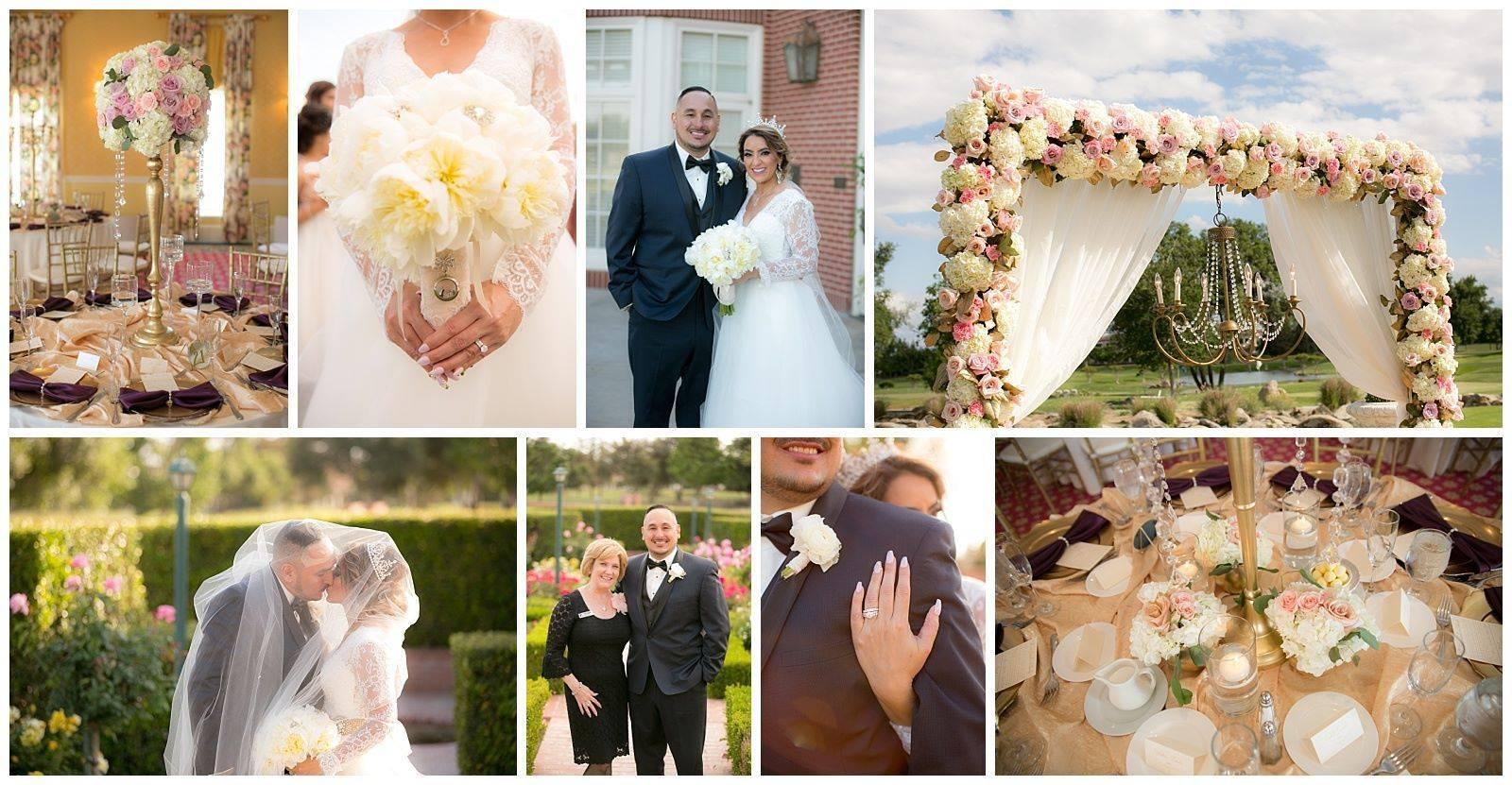 Seven Oaks Richard & Maggie Fairy Godmother Wedding