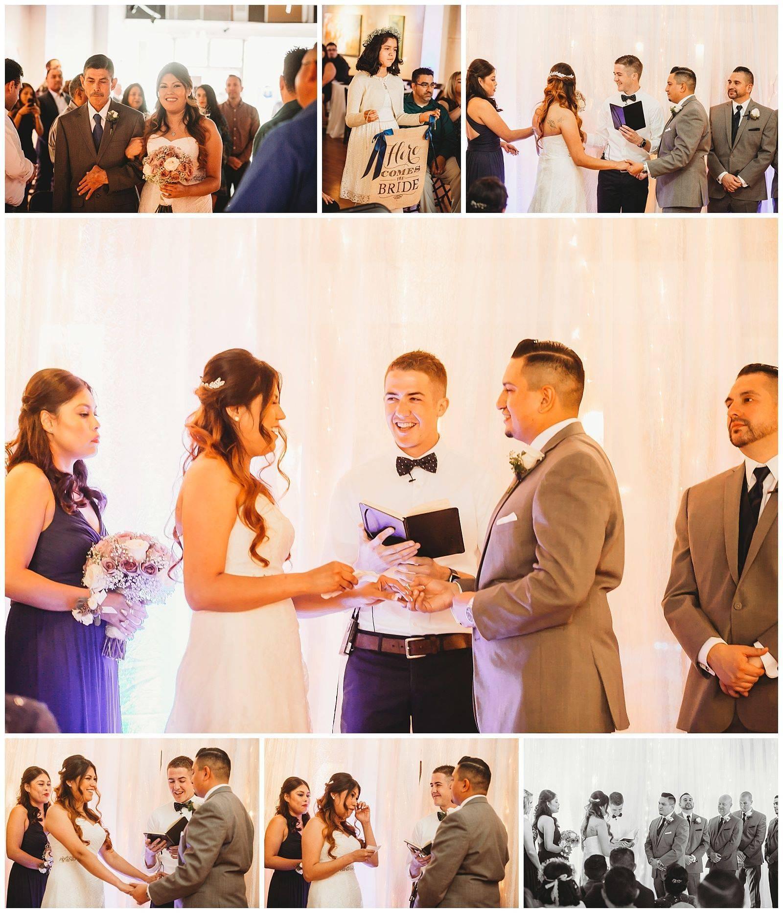 Fairy Godmother Rodriguez Wedding