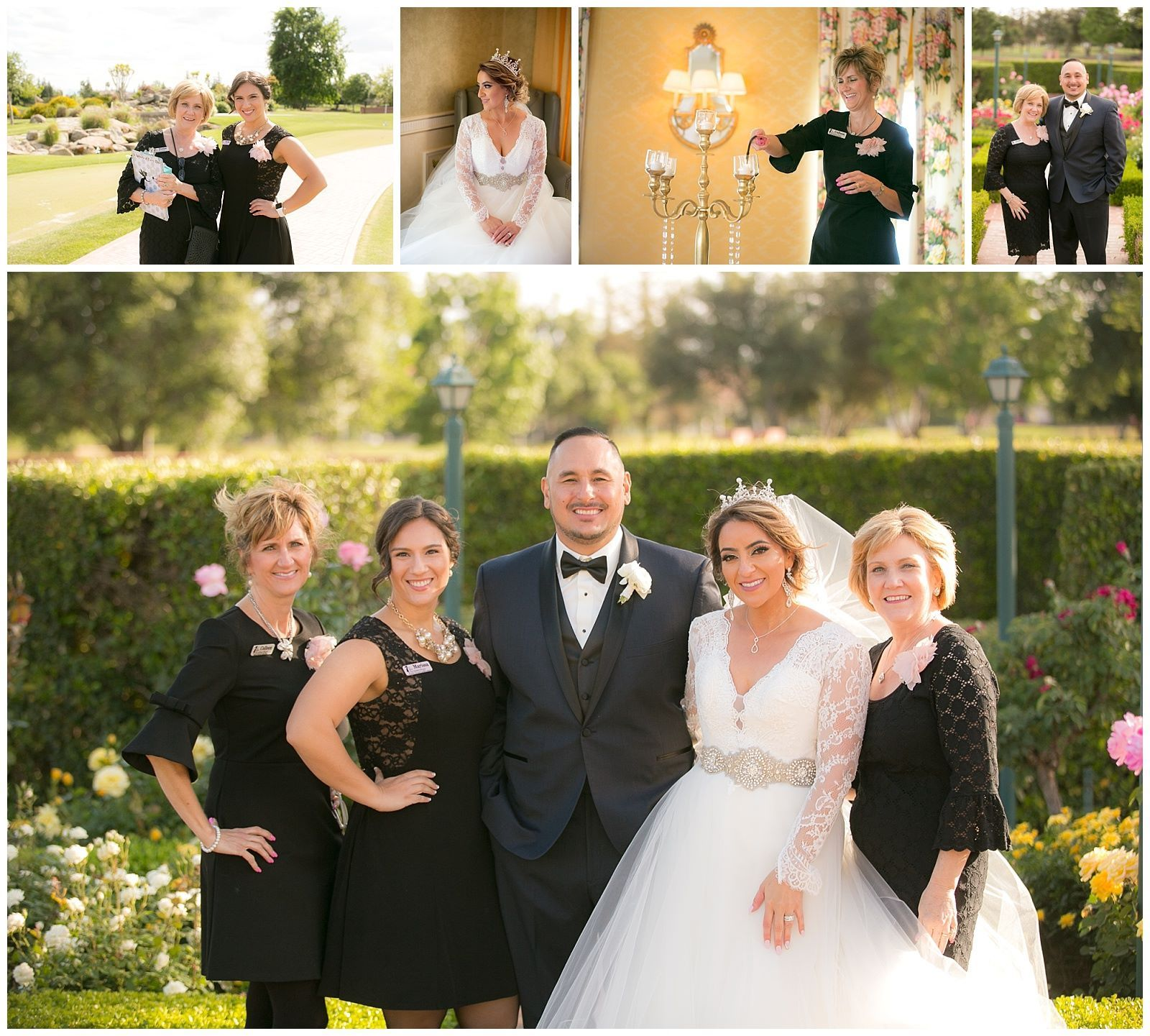 Fairy Godmother Solis Wedding
