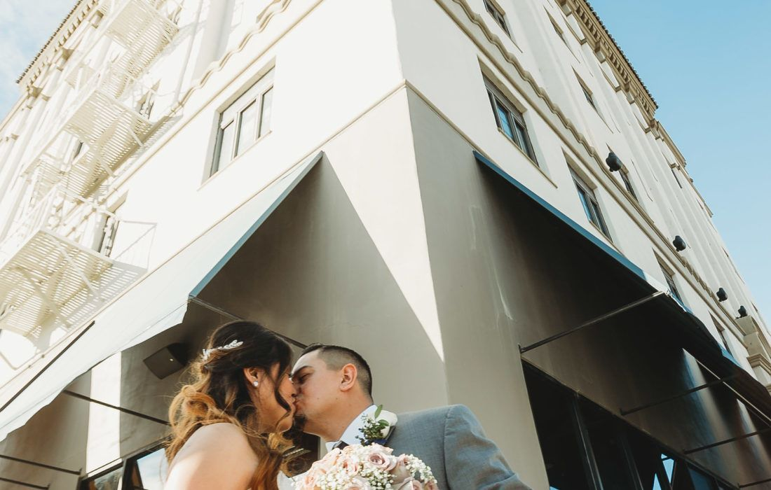 Downtown Bakersfield Wedding – Magical Monday