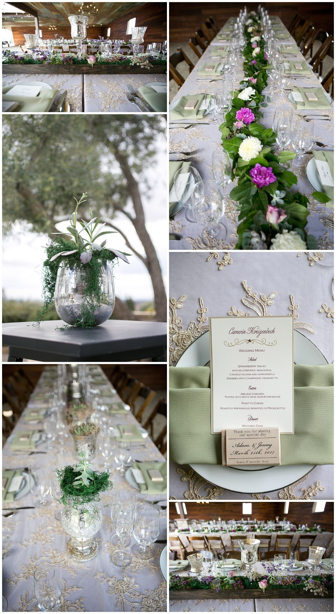 Doughterty-Van De Valk Fairy Godmother Vineyard Wedding