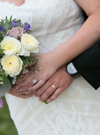 Doughterty-Van De Valk Fairy Godmother Vineyard Wedding