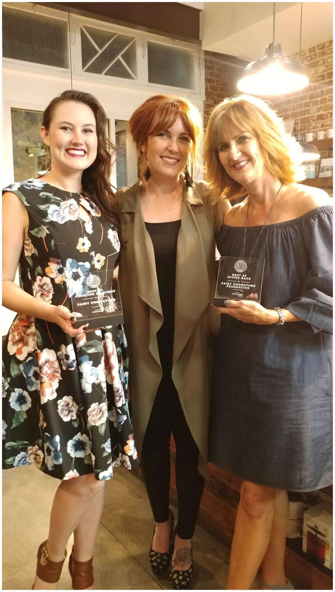 Fairy Godmother Purveyor House Awards