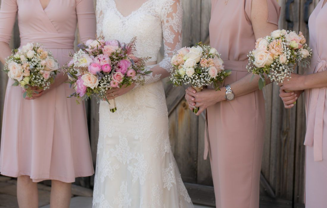 Pretty in Pink Weddings & Mother's Day