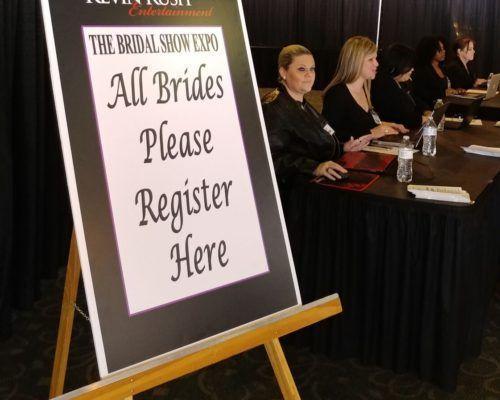 Bridal Show Tips