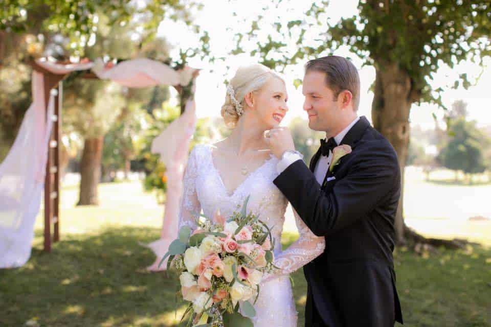 Hayleigh and Ryan's wedding